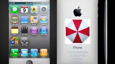 Umbrella Corp iPhone 6