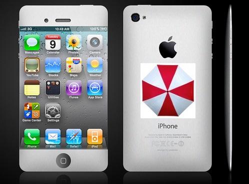 Umbrella Corp iPhone 6