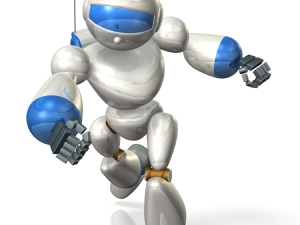 Robot Fighting Image