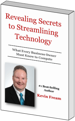 Revealing Secrets to Streamlining Technology Amazon Book