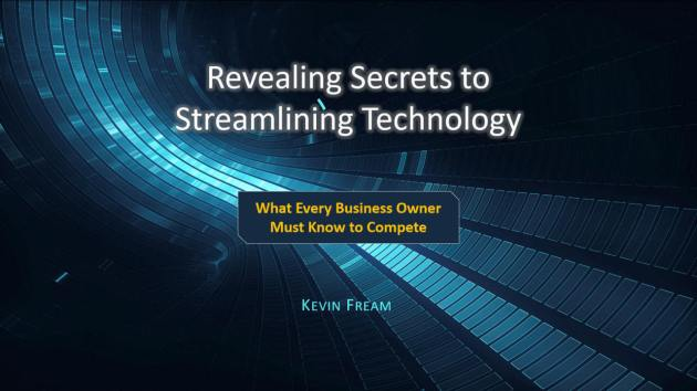 Revealing Secrets to Streamlining Technology