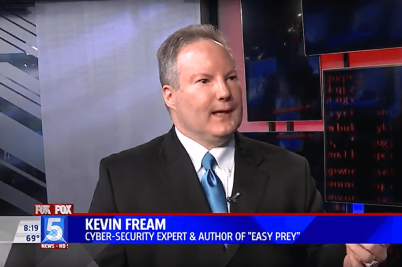 Kevin Fream Cybersecurity Expert